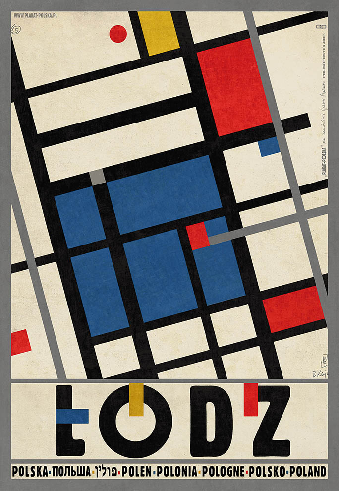 Oto Polska Własnie Plakaty Ryszarda Kai Minerva